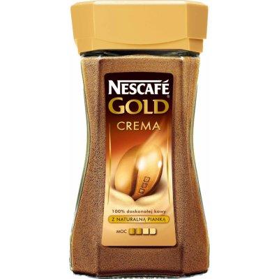 Nescafé Gold Crema instantní Káva 200 g