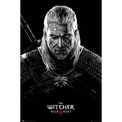 GB eye Plakát Zaklínač 3: Divoký hon - Geralt