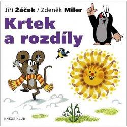 Krtek a jeho svět 8 - Krtek a rozdíly - Miler Zdeněk, Žáček Jiří