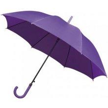 Dámský holový deštník BARI fialový