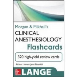 morgan & mikhails clinical anesthesiology
