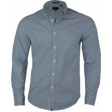 e5f6da19d54 Gant Pánská košile s dlouhým rukávem - Modrá