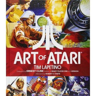 Art of Atari - Robert V. Conte, Tim Lapetino, Ernest Cline - Hardcover