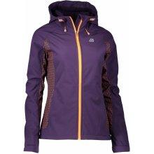 Alpine Pro Clauda LJCK227 softshellová bunda fialová