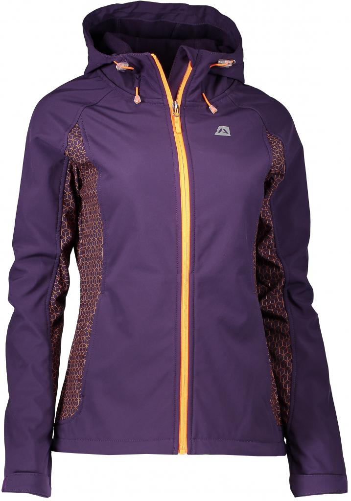 1a65636c0c8 Alpine Pro Clauda LJCK227 softshellová bunda fialová