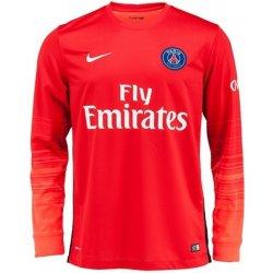 84801a16215f2 Nike brankář dres Paris Saint-Germain FC PSG 658903-606 alternativy ...