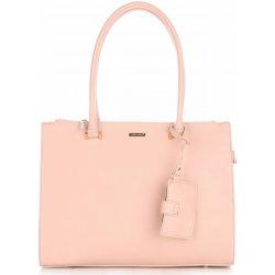 a121446aac David Jones dámská kabelka kufřík XL světle růžová alternativy ...