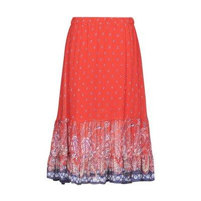 Cream krátké sukně NALITA červená