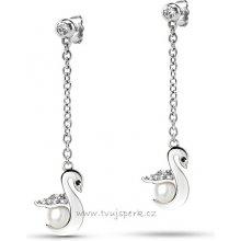 MORELLATO Náušnice Animalia Swan SKP20