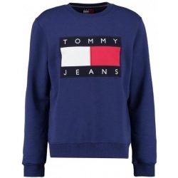 Tommy Hilfiger pánská mikina 90s Jeans Big Flag Blau alternativy ... f36a89e177