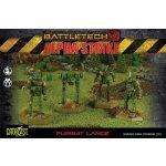 Catalyst Game Labs BattleTech: Alpha Strike Pursuit Lance Pack