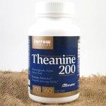 Jarrow L Theanin 200 mg x 60 kapslí