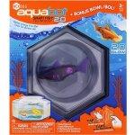 Hexbug Aquabot LED s akváriem fialová