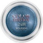 Bourjois Color Edition 24H oční stíny 6 Bleu ténébreux 5 g