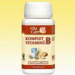 Komplet vitaminů B - 60 tablet