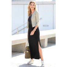 c2ccf0a2f47 Venca dlouhá sukně s pružným pasem černá