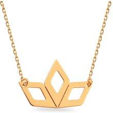4e988e024 iZlato Forever Zlatý náhrdelník s přívěskem Celebrity IZ13113