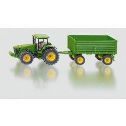 SIKU Farmer traktor John Deere s vlekem 1:50 Heureka.cz