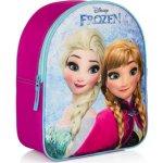 Vadobag batoh Frozen Sisters 3D růžový