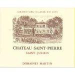 Saint Pierre 4e Grand Cru Classé červené 2014 0,7 l