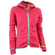 Alpine Pro Dámská softshellová bunda Donata růžová