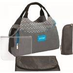 Badabulle Multipocket taška grey