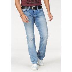 Pánské džíny Pepe Jeans rifle ve střihu Straight Kingston ZIP b128de6cfc