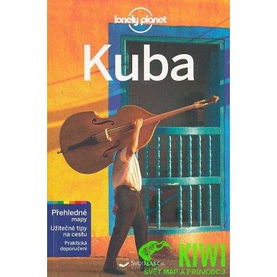 Kuba Lonely Planet 2 vydání