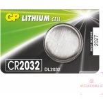 GP Lithium CR2032 1ks 1042203211