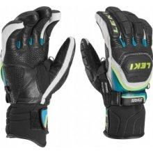 Leki Worldcup Race Coach Flex S GTX černá/modrá