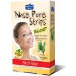 Purederm Čisticí pásky na nos Aloe Vera 18 ks