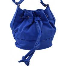 Mahel kabelky pytel modrá