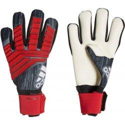 8b8e218e5 adidas Performance Predator LEAGUE Černá / Červená / Bílá. Brankářské  rukavice Adidas Predator league Tyto odolné fotbalové ...
