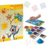Pískové omalovánky MAXI Tom a Jerry/ 2 obrázky