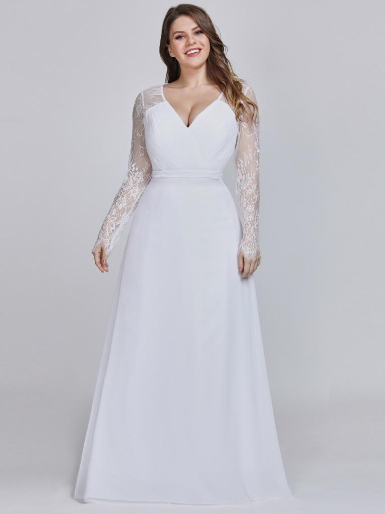 Ever-Pretty HE08692WH bílá od 2 290 Kč - Heureka.cz cf6f2826d2