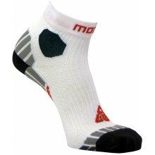 da91531c223 běh · Moose Ultramarathon běžecké ponožky bílá