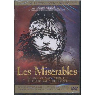Bídníci - Les Miserables: 10th Anniversary Concert at the Royal Albert Hall