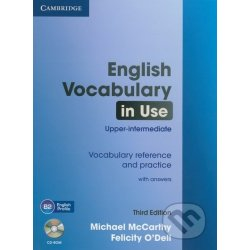 English Vocabulary in Use: Upper-Intermediate 3rd Edition Edition with answers and CD-ROM