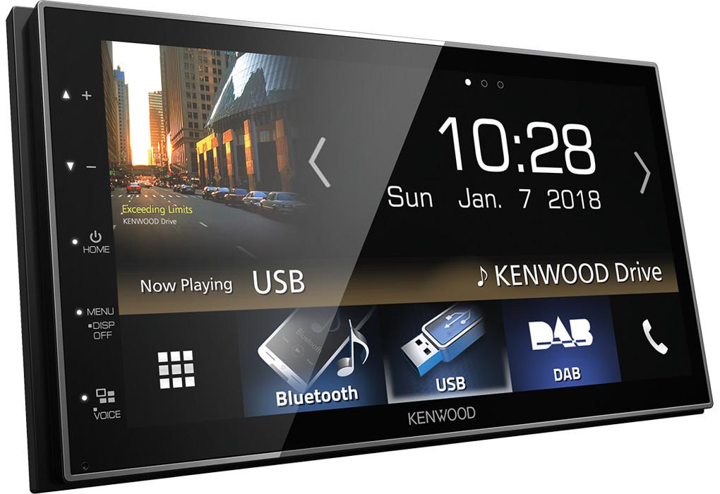 Kenwood DMX-7018DABS