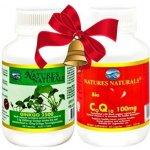 Australian Remedy Bioaktivní Co (koenzym) Q10 60 cps. + Ginkgo 2500 100 cps.