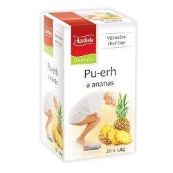 Apotheke Pu-erh a ananas čaj 20 x 1,8 g