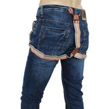 M. SARA kalhoty pánské KB1593 jeans