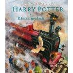 Harry Potter a Kámen mudrců - Joanne K. Rowlingová