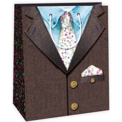 Taška na dárky QAB - Kravata