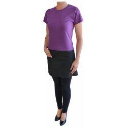 93d60226ac10 Recenze Vondrak   Company Dámské tričko krátký rukáv fialové ...