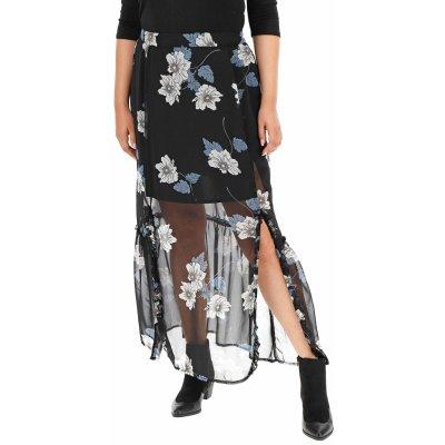 Simple Be dámská dlouhá maxi letní sukně A1340