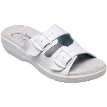 Santé SI/03D2 Pantofle bílé