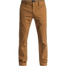 Pánské kalhoty DC WRK SLM CHNO 32 M NDPT NNW0 dc wheat