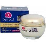 Dermacol Gold Elixír denní s kaviárem 50 ml