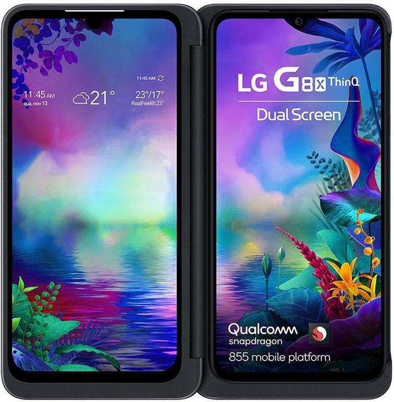 LG G8X ThinQ 6GB/128GB na Heureka.cz